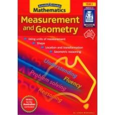 Australian Curriculum Mathematics resource book: Measurement and Geometry year 3