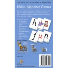 Milo's Alphabet Games
