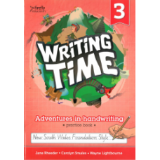 Writing Time 3 (New South Wales Foundation Style)