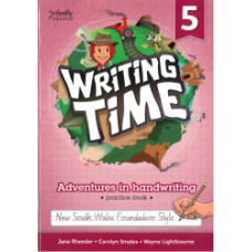 Writing Time 5 (New South Wales Foundation Style)