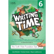 Writing Time 6 (New South Wales Foundation Style)