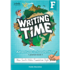 Writing Time Foundation (New South Wales Foundation Style)