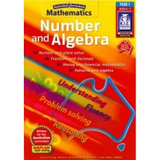 Australian Curriculum Mathematics resource book: Number and Algebra Year 1