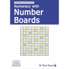 Numeracy with Number Boards