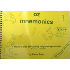 Oz Mnemonics