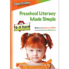 Preschool Literacy Made Simple: 0-5 years