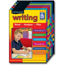 Primary Writing - Book F