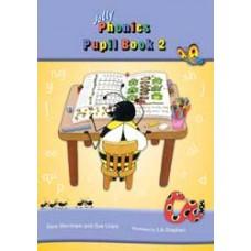 Jolly Phonics Colour Pupil Book 2