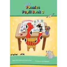 Jolly Phonics Colour Pupil Book 3
