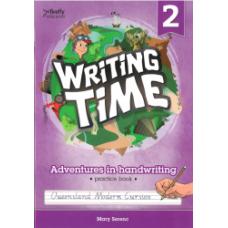 Writing Time 2 (Queensland Modern Cursive)
