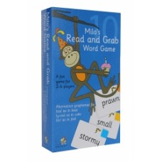 Milo's Read and Grab Set 10 (Blue)