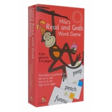 Milo's Read and Grab Set 9 (Coral)