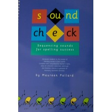 SoundCheck 1 - Sequencing sounds for spelling success