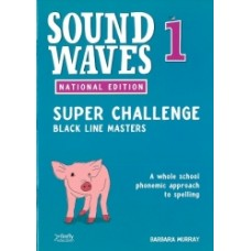 Sound Waves Super Challenge 1 CLEARANCE