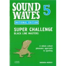 Sound Waves Super Challenge 5 CLEARANCE