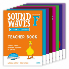 Sound Waves Teacher Books CLEARANCE