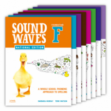 Sound Waves Student Books CLEARANCE