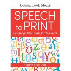 Speech to Print, Third Edition