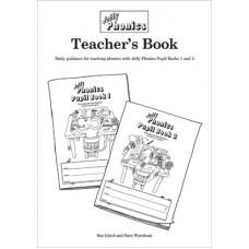 Jolly Phonics Teacher's Book B&W