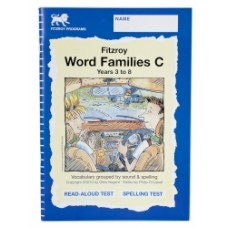 Fitzroy Word Families C